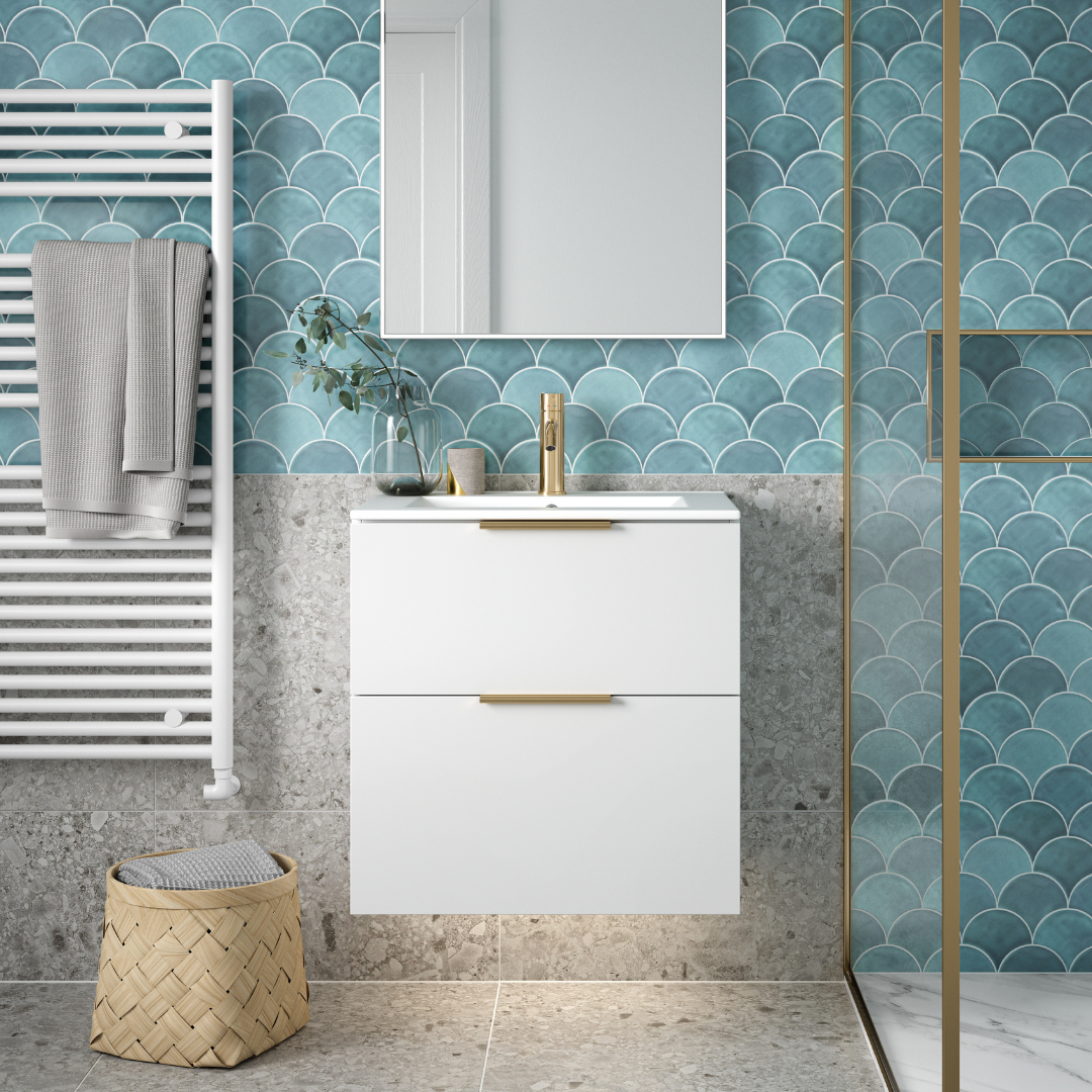 Four Ways to Use Gold in Your Bathroom Design