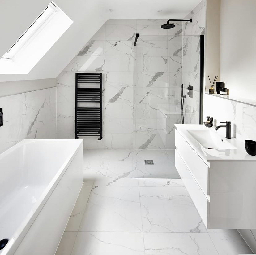 Everything You Need To Know about The Industrial Bathroom Trend