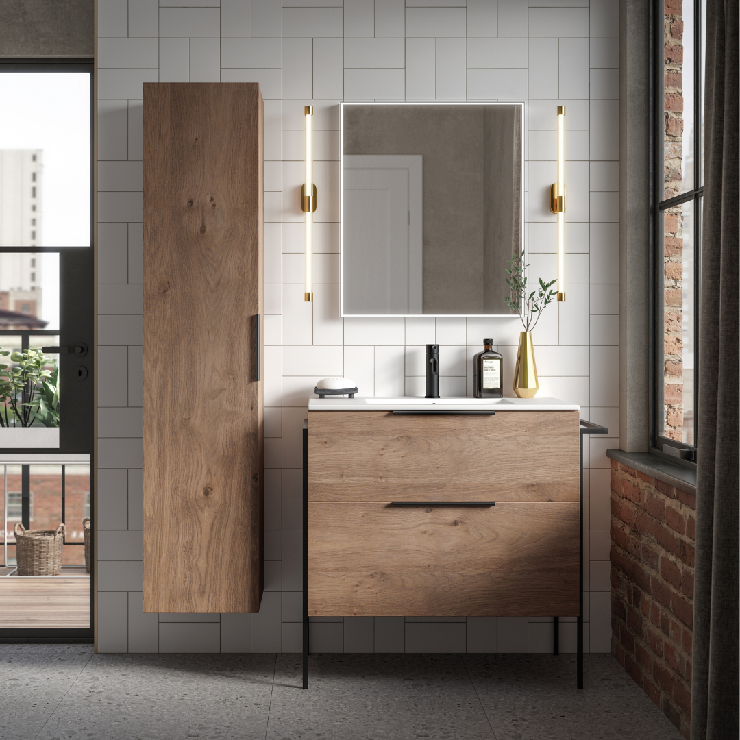Everything You Need to Know About the Scandinavian Bathroom Trend
