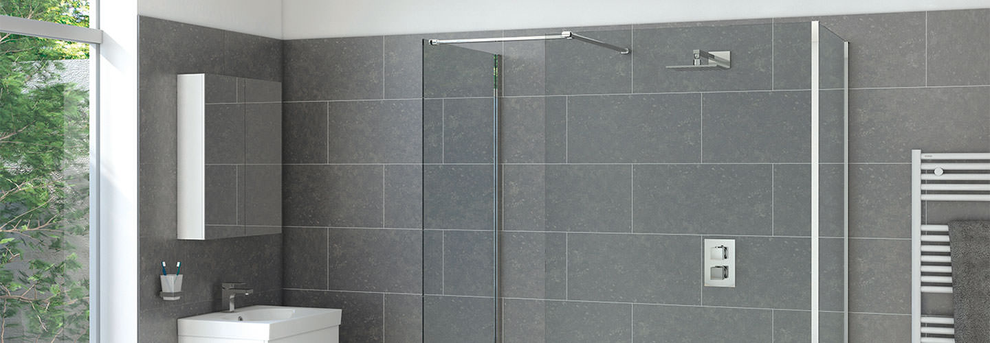 Showering Shower Enclosure F v5